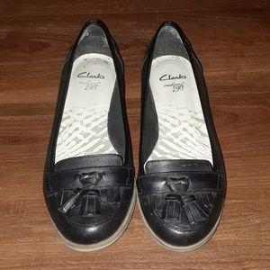Clarks Shoes | Clarks Tassel Loafers
